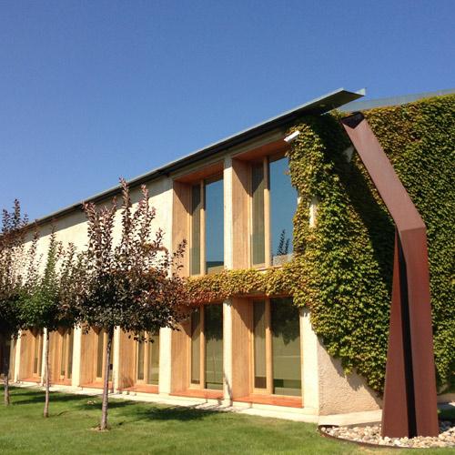 Edificios sostenibles y energías renovables
