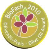 Premio en Biofach 2010