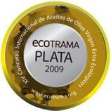 Medalla de plata en Ecotrama 2009